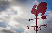 Weather vane — Stock Photo