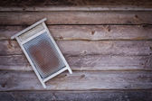 Washboard — Stock Photo