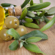 Olives oil — Stockfoto #27061935