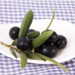 Foto de Stock  : Cherries isolated