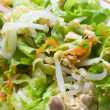 Salad isolated — Stock Photo #38464781