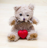 Valentine's card — Fotografia Stock