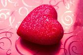 Valentine's card — Stock Photo