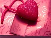Valentýnské přání — Stock fotografie
