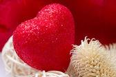 Valentine's card — Stockfoto