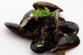 Tasty mussels — Foto Stock