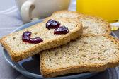 Tasty toast — Stock Photo