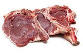 Čerstvé maso — Stock fotografie