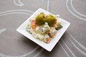 新鮮なサラダ — ストック写真
