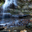 Tiffany Falls — Stock Photo