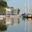 Oakville Harbour — Stock Photo