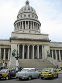 Capitol Building Havana — Stock Photo