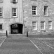 Stock Photo: Old Barracks in Stirling