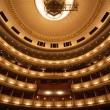Stock Photo: Interior of Operin Vienna