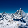 Matterhorn, Zermatt, Switzerland — Stock Photo #23169140