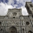 Facade of Santa Maria del Fiore — Stock Photo