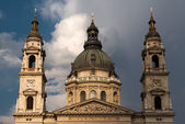 Basilica of St. Istvan in Budapest — Stock Photo