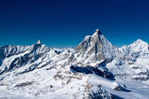 Matterhorn, Zermatt, Switzerland — Stock Photo