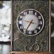 Royalty-Free Stock Photo: Vintage watches and wedding rings