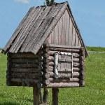 The hut of Baba Yaga — Stock Photo #23938719