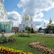 Diveevsky monastery. Cathedral of the Transfiguration. — Stock Photo