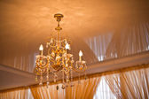 Beautiful chandelier. — Stock Photo