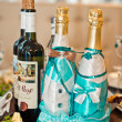 Ornaments for wine bottles. — Stock Photo #51406143
