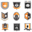 Kitchen badges — Stock Vector #23213810