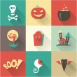 Halloween set — Stock Vector #31032907