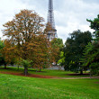 Autumn in Paris — Stok fotoğraf