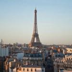 Beautiful spring day in Paris — Stock Photo #41251609