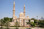 Jumeirah Mosque in Dubai — Stock Photo