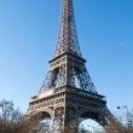 Sunny day in Paris — Stock Photo #45515079