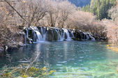 Jiuzhaigou Valley Scenic and Historic Interest Area, Sichuan, China — Stock Photo