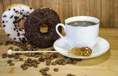 コーヒー セット 11 — ストック写真