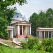Russian historical palace — Stock Photo