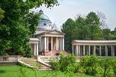 Russian historical palace — Stock Photo