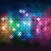 Abstract mozaic vector background — Stock Vector