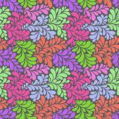 Сolorful abstract seamless pattern — Wektor stockowy