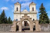 Church St.Stanislas, Kremenets, Ukraine — Stock Photo