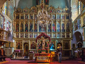 Church sv.Paraskevy Friday, Lviv, Ukraine. — Stock Photo
