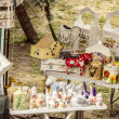 Souvenirs in the market — Stock Photo
