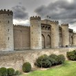 Stock Photo: Aljafericastle, Zaragoza