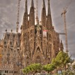 The Sagrada Familia — Stock Photo