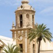 Santiago Apostol Church, Cadiz — Stock Photo
