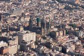 Cattedrale di barcellona — Foto Stock
