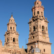 Cathedral of Morelia — Stock Photo