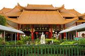 Puh Toh Tze temple, Kota Kinabalu — Stock Photo