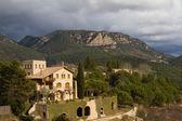 Ecoturismo en los pirineos — Foto de Stock