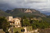 Ecoturismo nei pirenei — Foto Stock